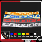 For HONDA CB1000R CB 1000R Front & Rear DECALS WHEEL Reflective STICKERS STRIPES