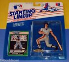 1989 JOSE URIBE San Francisco Giants #23 - low s/h - sole Starting Lineup Kenner
