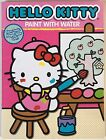 Hello Kitty Paint With Water Tear Out Pages Book