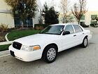 2011 Ford Crown Victoria POLICE for $14000 dollars