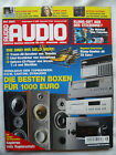 AUDIO 5/02. CAYIN MT 12 A,CD 12A,YAMAHA DSP AZ 1,ACCUPHASE E 212,T + A CD 1240 R