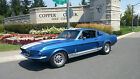 1967 Ford Mustang Shelby GT 500 1967 Ford Mustang GT500  Fastback 428 5 Spd Tremec MUST SEE