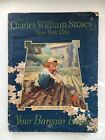 Charles Williams Stores 1926 catalog Antique Vintage Your Bargain Book
