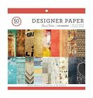 ColorBok 73470A Designer Paper Pad Mixed Media 12 x 12 NEW FREE SHIPPING