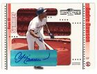 2004 Donruss Timelines Boys of Summer Andre Dawson Autograph 3