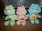 Vintage 1983 Kenner Care Bears Lot of 12 - 13