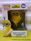 POP MOVIE MINION FIGURINE BORED SILLY KEVIN NEW IN BOX 166