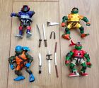 TMNT TEENAGE MUTANT NINJA TURTLE 4 X EXTREME SPORTS 5 FIGURE