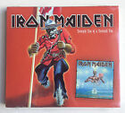 (Sealed) IRON MAIDEN - SEVENTH SON CD - RARE RCMP BANNED CANADIAN CANADA EDITION