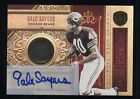 2011 GOLD STANDARD GOLDEN AGE 14K GOLD AUTO GALE SAYERS 06 10 CHICAGO BEARS