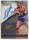 Karl Malone 2014-15 Panini Select Signatures on-card Autograph Auto #'d 60 60