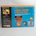 Linksys Combo PCMCIA Ethernet Card Cable Dsl 10BaseT Thin Coax Sealed