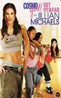 CosmoGirl Get Fit and Fab with Jillian Michaels LikeNew DVD