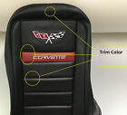 1976-1978 Corvette Seat Coverscustom Style With Factory Fit Full Leather
