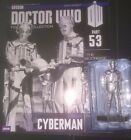 Eaglemoss Doctor Who Figurine Collection Issue53 Moonbase Cyberman