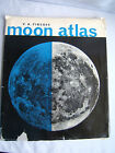 VA Firsoff 1962 Moon Atlas Fold out maps Astronomy Lunar photos