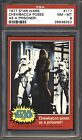 1977 Topps Star Wars #117 Chewbacca Poses as a Prisoner! PSA 8 Red Series 2