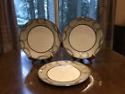 Waterford Fine China Ballet Encore set of 3 Dinner Plates