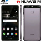 Dual SIM Huawei P9 4G Cell Phone Android60 OctaCore 3+32GB 12MP TOUCH ID Mobile