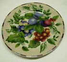 SAKURA CASUAL DINING ONEIDA SONOMA EXCELL SALAD PLATE FRUIT DESIGN