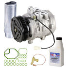 New AC Compressor  Clutch With Complete A C Repair Kit For Geo Tracker