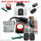 Scooter Remote Control Anti-theft Alarm Security System Engine Start For Motor