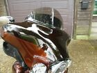 Harley 8 Smoke Tint Windshield Touring Electra Glide Ultra Tri Bat Wing 96 13