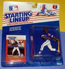 1988 ANDRE DAWSON #8 Chicago Cubs Rookie - low s/h - Kenner Starting Lineup slu