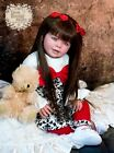 Katie Marie by Ann Timmerman Reborn Custom Toddler Human Hair