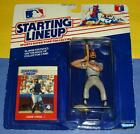 1988 OZZIE VIRGIL #9 Atlanta Braves Rookie -low s/h- Kenner sole Starting Lineup