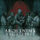 Arch Enemy War Eternal Japan CD QATE-10053 CD+DVD 2014 OBI