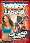 New Jillian Michaels The Biggest Loser Last chance Workout DVD