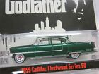 Green Machine 1955 Cadillac Fleetwood The Godfather 1 64 Scale Diecast 0054