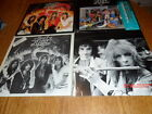 RANDY RHOADS QUIET RIOT LP'S  & SONY CD SIGNED RUDY SARZO KEVIN DUBROW PRE OZZY