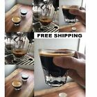 LIBBEY Cortado Gibraltar rock glass Espresso Glass cup 45oz dishwasher ok