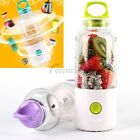700ml Fruit Juicing Blender USB Recharge Electric Juicer Maker Bottle Sport Cup