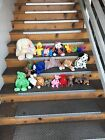 Beanie Baby Lot Rare Collection Retired ? Vintage Bears Ty Error? No Reserve $1