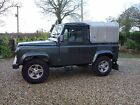 LARGER PHOTOS: Land Rover Defender 90 2.5 TD5 County Pick Up