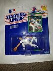 1989 Mark Grace Chicago Cubs Starting Lineup In Package