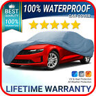 Chevy Camaro Car Cover - Ultimate Full Custom-fit All Weather Protection