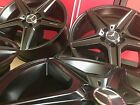 MERCEDES 18 INCH BLACK EDT WHEELS RIMS NEW EXCLUSIVE CLA CLA250 FITMENT AMG