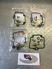 SUZUKI GSX750 4 CARBURETTOR CARB REPAIR KITS 1990 1997