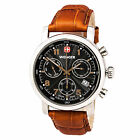 WENGER Swiss Army Men's Urban Classic Chronograph 43mm Watch, 01.1043.103