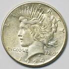 1924 S 1 Peace Silver Dollar Coin Name Your Price