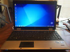 HP ProBook 6550b 156 Notebook 240Ghz 4G 320G No Charger or Battery