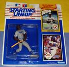 1990 EDDIE MURRAY sole Los Angeles Dodgers -low s/h- Starting Lineup + 1977 card