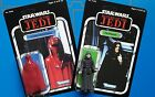 Star Wars vintage Kenner THE EMPEROR  THE EMPERORS ROYAL GUARD recarded1983