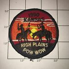 1990 Kansas High Plains Pow Wow Patch Royal Rangers