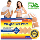 100 NATURAL WEIGHT FAT BURNER WATCHERS REDUCE YOUR APPETITE 30 PATCHES