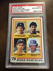 1978 TOPPS PAUL MOLITOR #707 PSA DNA AUTOGRAPH ROOKIE